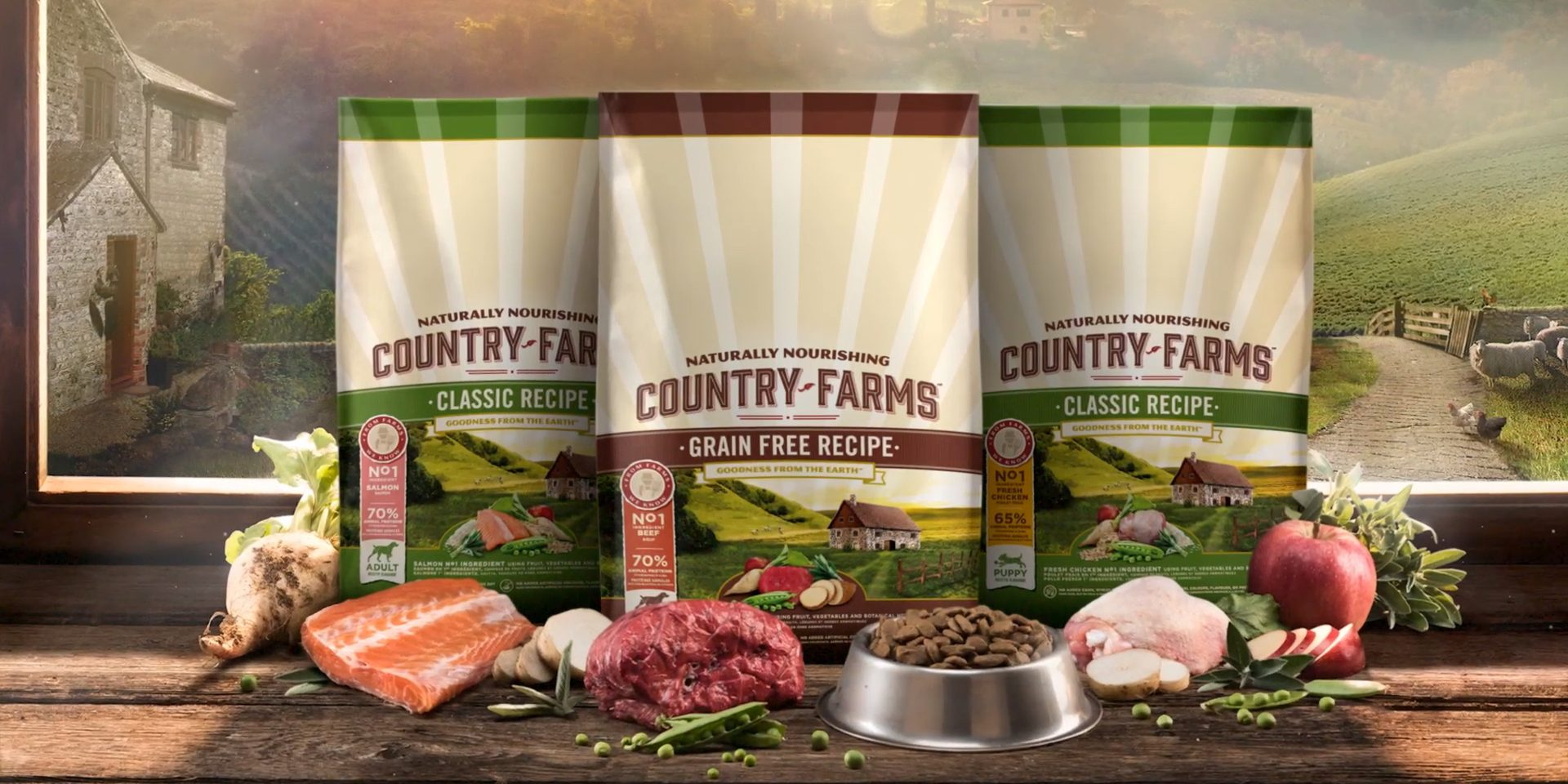 COUNTRY FARMS
